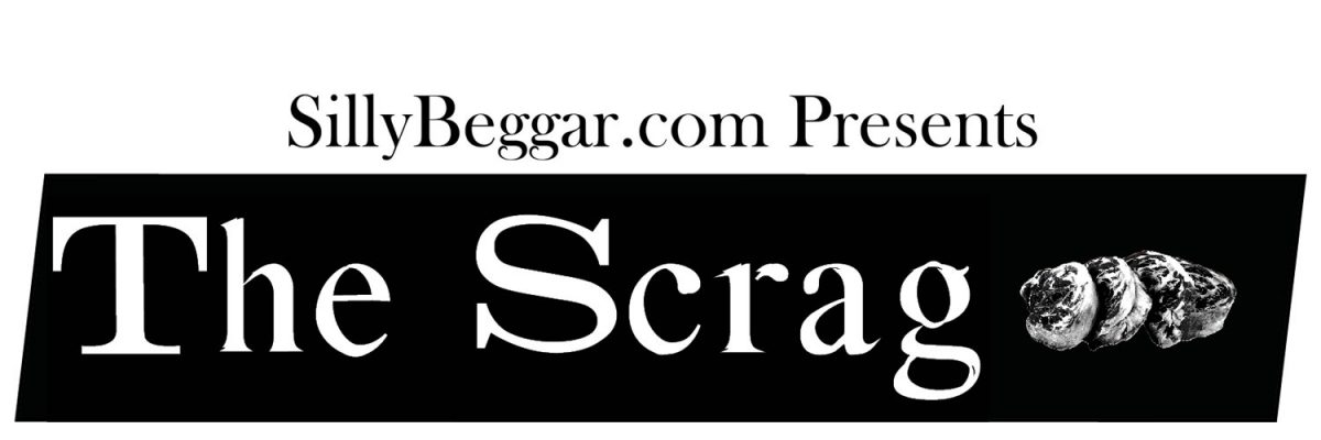 The Scrag – a daft monthly Zine – Patreon Relaunch